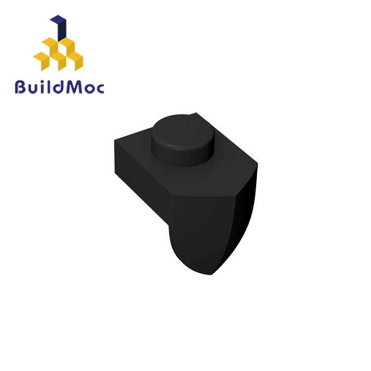 BuildMOC Compatible Assembles Particles 15070 1x1 For Building Blocks Parts DIY LOGO Educational Creative Gift Toys