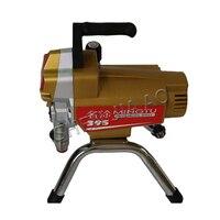 1 PC 220 V Máquina de Pulverização 395 de Alta Pressão Máquina de Pulverização/Pintura Por Pulverização de Revestimento de Pintura de Aço
