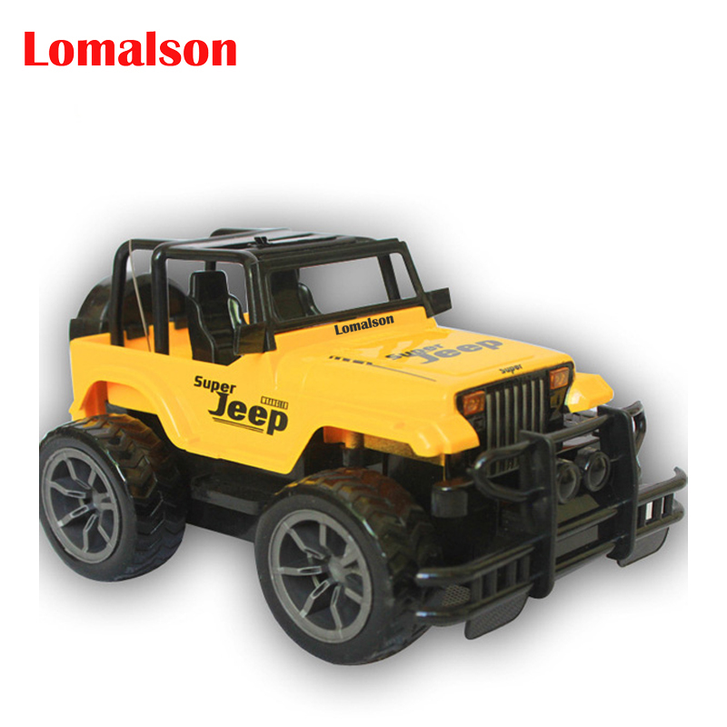 Super rc Toys 1:24 Jeep large remote control cars 4CH remote control cars toys rc car electric for kids gift