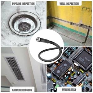 Image 5 - 8mm 2/3/5 m wifi endoscópio câmera 720 p/1080 p mini câmera de inspeção à prova dusb água endoscópio usb ios endoscópio para iphone
