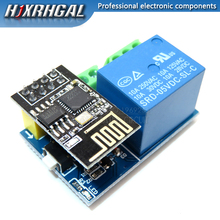 ESP8266 ESP-01S ESP01 Relay Module Relay WIFI Smart Socket Plus ESP-01