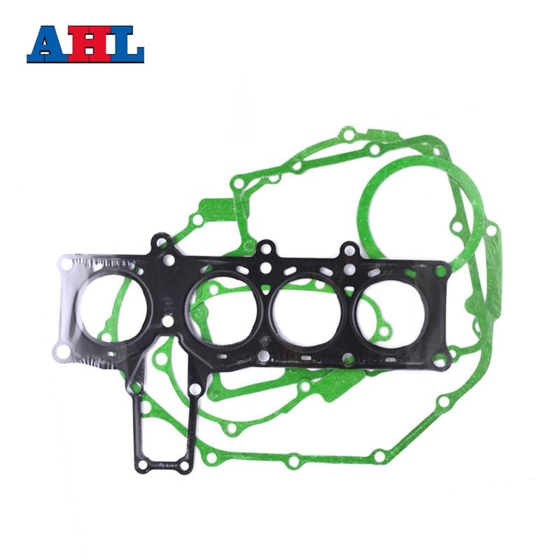 ٩(^‿^)۶Motocicleta Motores piezas completo kit de juntas de ...