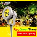 [RedStar]Alight CPD-02B Lawn laser lighting Garden landscape lamp Christmas lawn lamp Red & Green Starry images