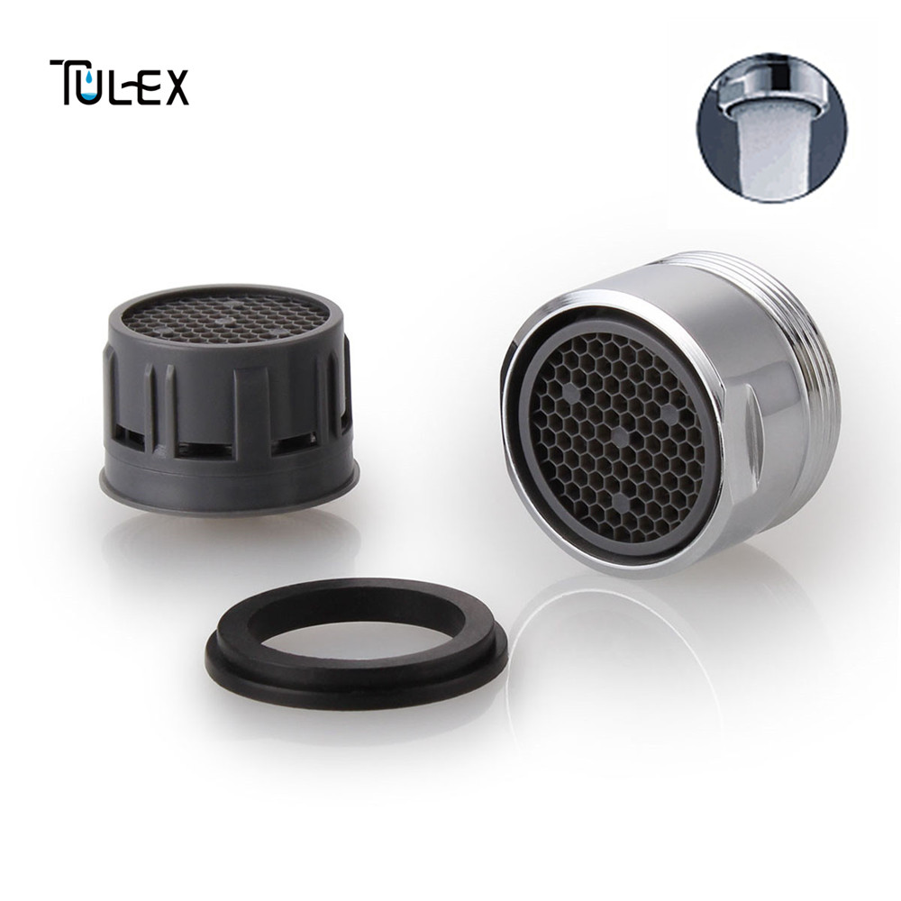 TULEX Water Saving Faucet Aerator 6L/Min 24MM/22MM Core Part Eco ...