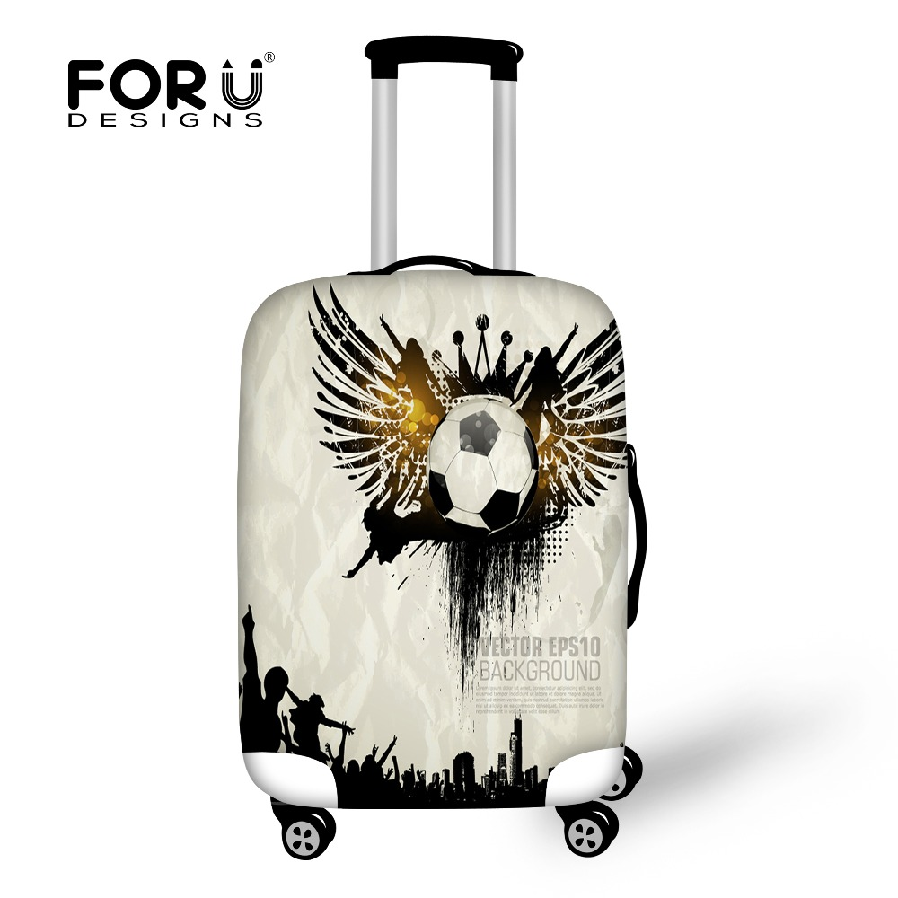 Men Travel Accessories luggage suitcase protective Cover for 18''-30'' Tunck case Bags Dust Waterproof Covers Protect Bags