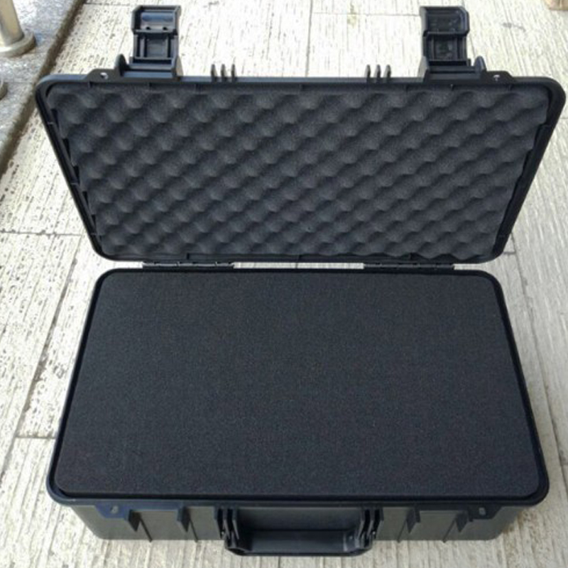 Inner Size 425*242*140MM  Simple ABS Tool Box With Foam,not Waterproof