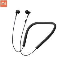 Xiaomi Collar Bluetooth Headset Youth Version Neckband Sports Earphone Fast Charging Mi Wireless Headphone Sport Running Earbuds