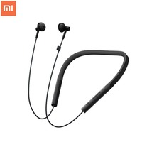 Xiaomi Collar Bluetooth Headset Youth Version Neckband Sports Earphone Fast Charging Mi Wireless Headphone Sport Running Earbuds