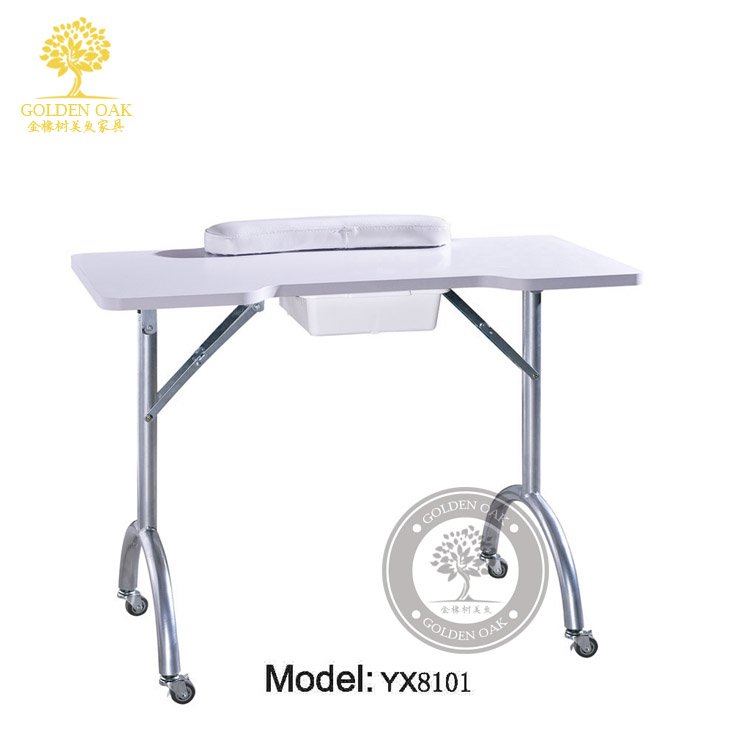 Portable manicure table. Manicure sets single/double/manicure table, three nail beauty institutions schwarzkopf лак для волос сильной фиксации schwarzkopf osis freeze 1918571 500 мл