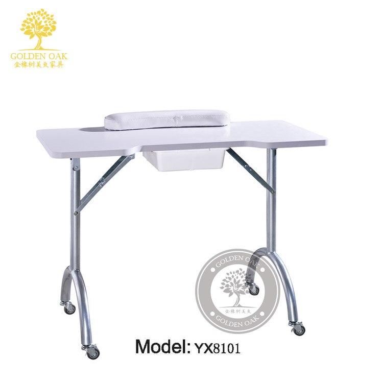 Tragbare Maniküre Tisch Maniküre Sets Einzel/doppel/maniküre Tisch Drei Nagel Schönheit Institutionen Reinigen Der MundhöHle.