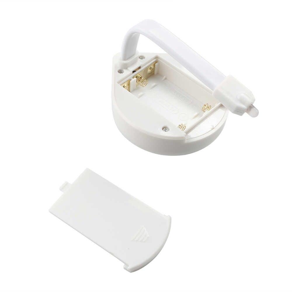 Ночной светильник для туалета с PIR датчиком движения, светодиодный светильник для унитаза с активированным движением, умный светильник для унитаза, ночник, 8 цветов