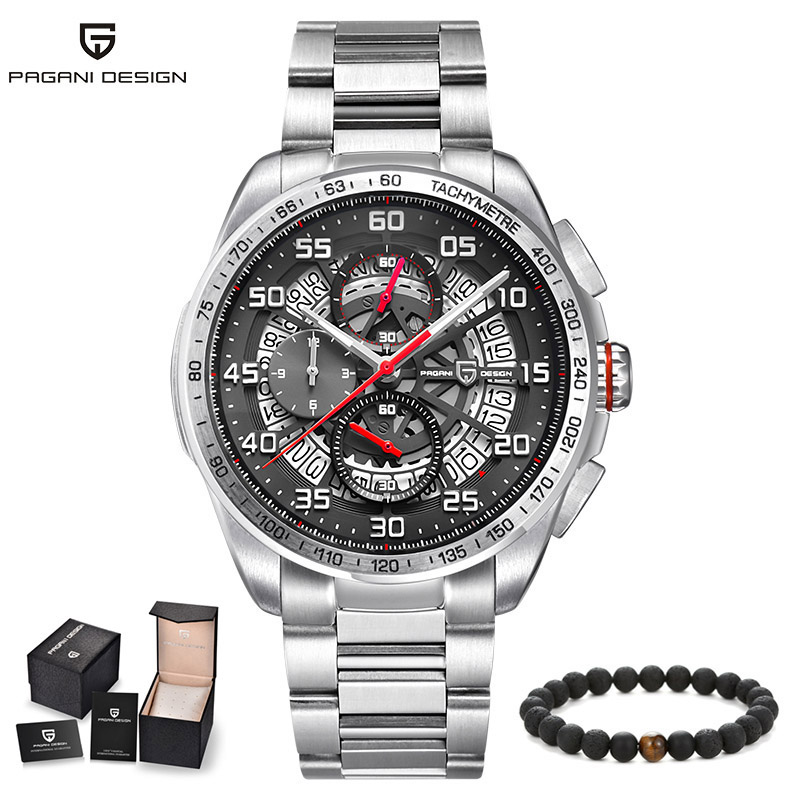 Pagani Fashion Hollow Dials Men Watches Luxury Brand Mens Steel Watch Relogio Masculino Military Army Analog Quartz Wristwatch czwt150a dc contactor