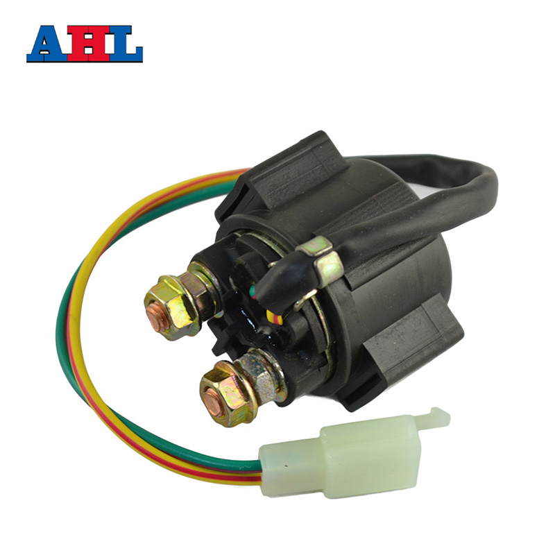 Motorcycle Electrical Starter Solenoid Relay Switches For