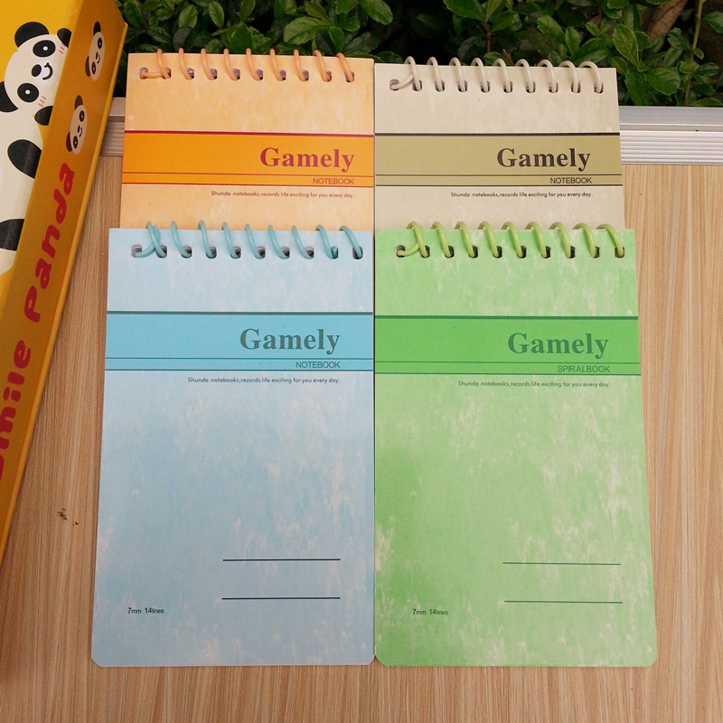 Venue Notepad, Business Portable Notebook, Student Diaries, Wire Binding Copybook