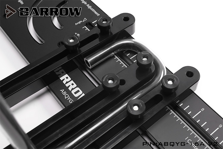 Barrow ABQYG-16A V2 Rigid Hard Tube Bending ToolBarrow ABQYG-16A V2 Rigid Hard Tube Bending Tool