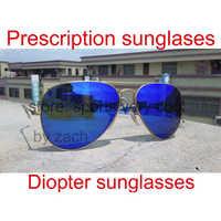 Gafas De Sol polarizadas De miopía Stgrt 2019 con lentes diópteros para Gafas De Sol De Los hombres