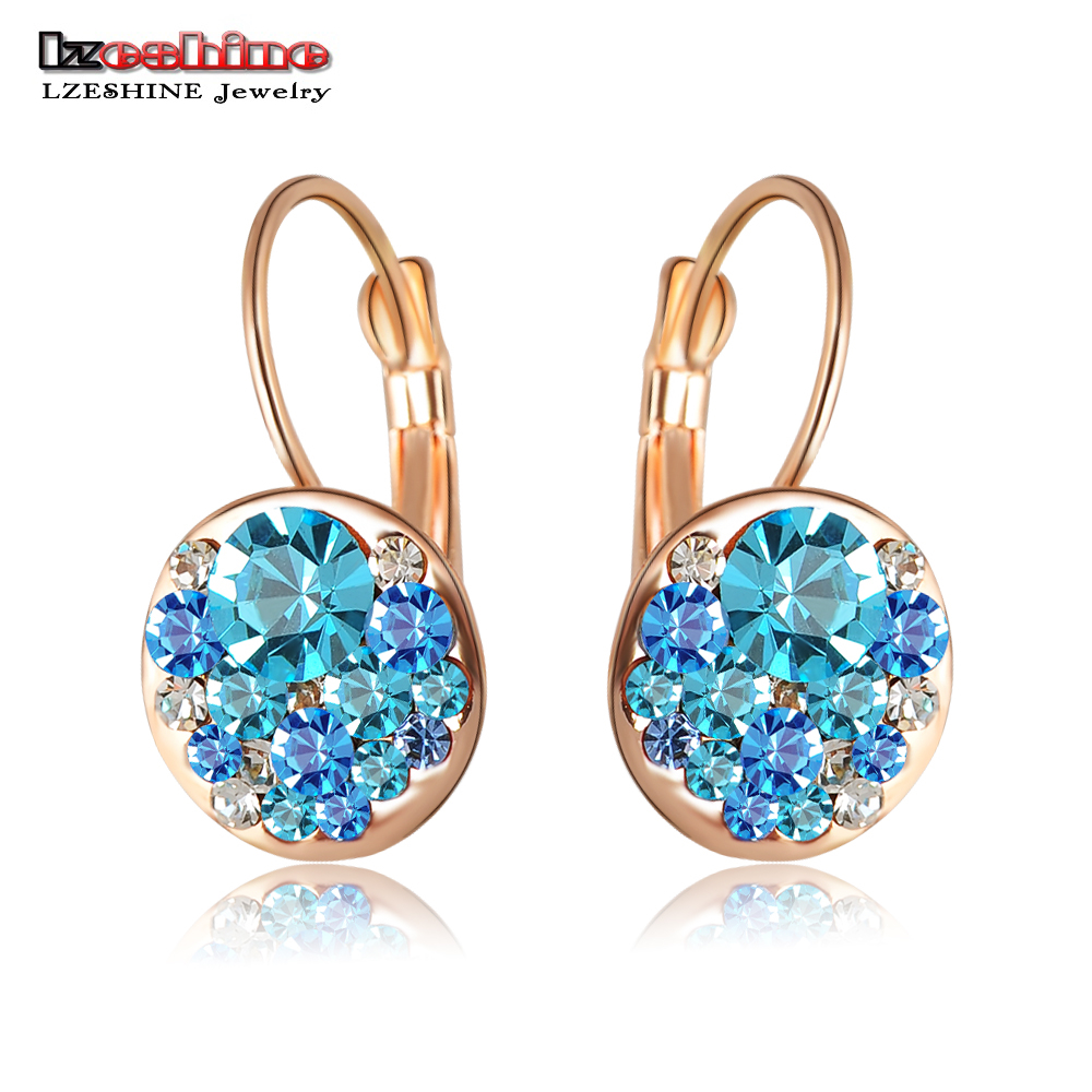 Top Sale Party Chrsitmas Jewelry Fashion Round Earrs