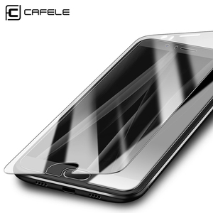Image 2 - CAFELE Protector de pantalla de vidrio templado para Xiaomi, Protector de pantalla de vidrio templado para Xiaomi Mi 9 9t pro 9se 8 6 5s A1 Mix 2 2s, Redmi Note 7 8 9 pro K20 pro 2 HD
