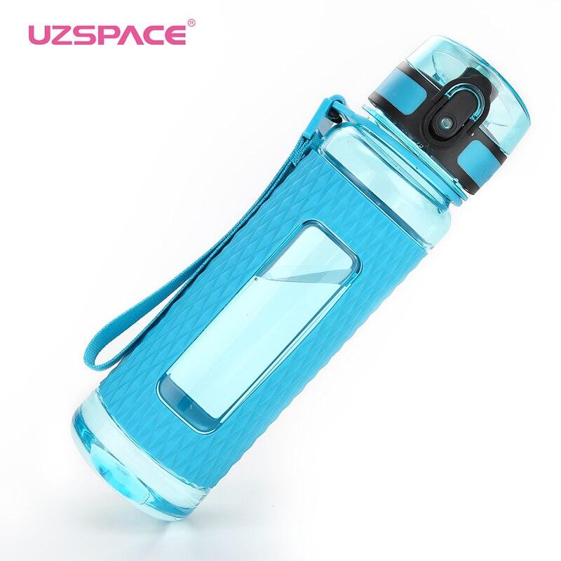 Xüsusi təklif Uzspace Protein Shaker Diamond Ion Plastik Su - Mətbəx, yemək otağı və barı - Fotoqrafiya 4