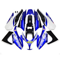 Injection Fairings For Yamaha TMAX T-Max 500 08 09 10 11 Complete ABS Plastic Motorcycle Fairing Kit Blue 46 Carene Body Kit