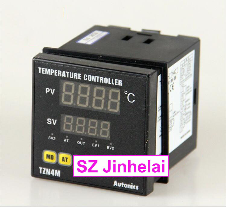 New and original TZN4M-14S AUTONICS Temperature controller 100-240VAC цены
