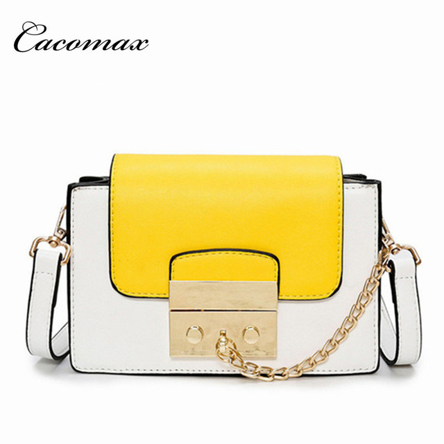 c29ceafed8 2018 New Style famous brand Retro Minimalist Crossbody Bag Small Women Shoulder  Bag Women Messenger Bag diamond check pu leather