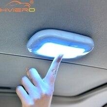 Car Led Auto Lamp Reading Light Led Car Interior Lighting Lamp Trunk Light Car Ceiling Lamp Interior Lamp Rear Row Interior Lamp interior