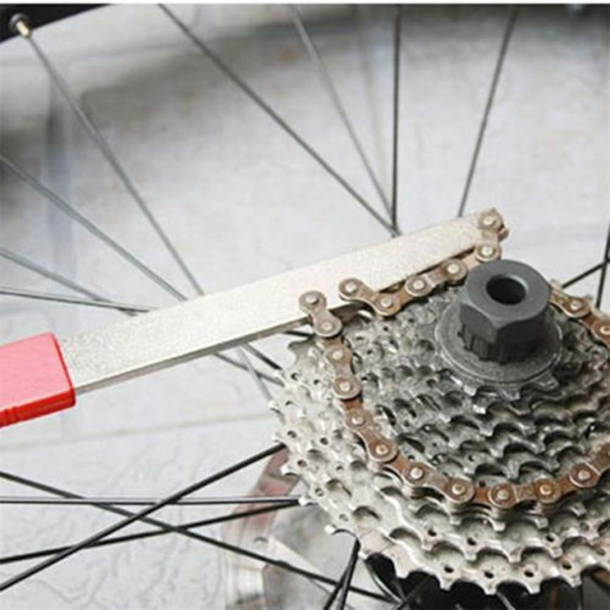 Free Hub Spanner Cassette Removal Tool Bicycle Cycle Bike Wrench Sprocket Chain Whip Repair Tools Fits 8/9/10-speed Freewheel P5