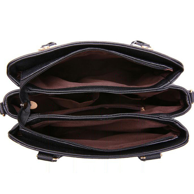 Top Handle Tassel Tote Bag 4
