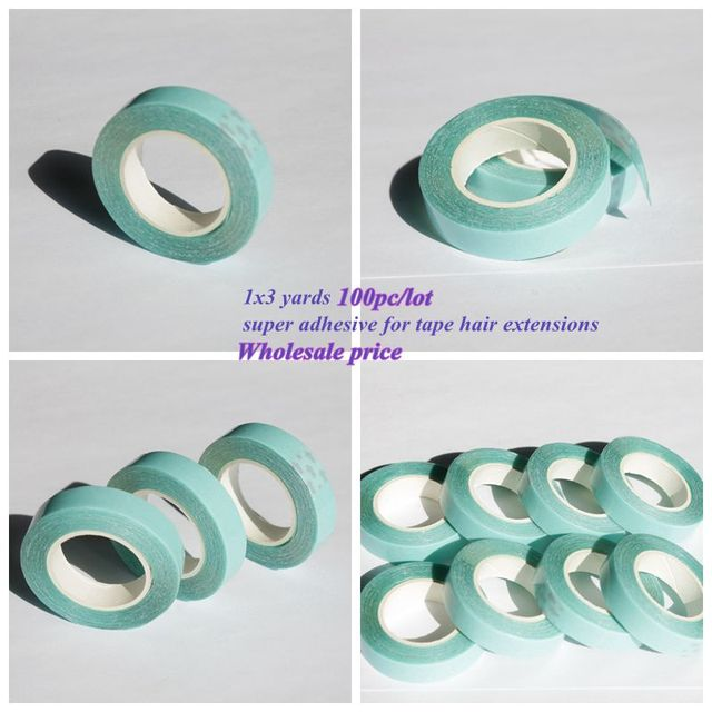 Aliexpress Buy 100pclot Super Double Sided Adhesives Tape For