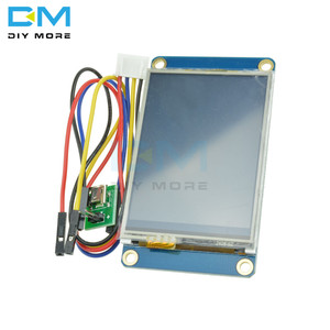 """Image 2 - 2.4"""" Nextion HMI Intelligent Smart USART UART Serial Touch TFT LCD Module Display Panel For Raspberry Pi 2 A+ B+ For Arduino"""