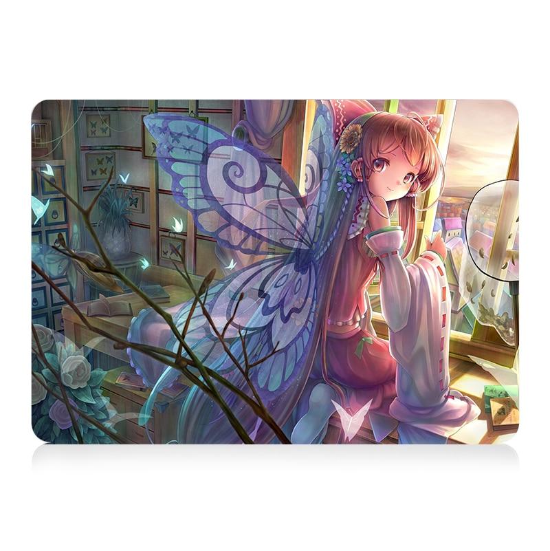 MTT Anime Girl Laptop Case Voor Macbook Air 13 inch A1932 2018 voor - Notebook accessoires - Foto 3