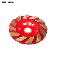 Cup Type Diamond Cutting Grinding Disc 100mm Angle Grinder Free Shipping