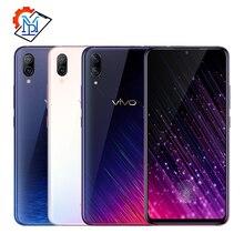 Мобильный телефон Vivo X23 6,41 дюймов FHD + 6 ГБ ОЗУ 128 Гб ПЗУ Snapdragon 660 Восьмиядерный Android 8,1 двойная камера 3500 мАч смартфон