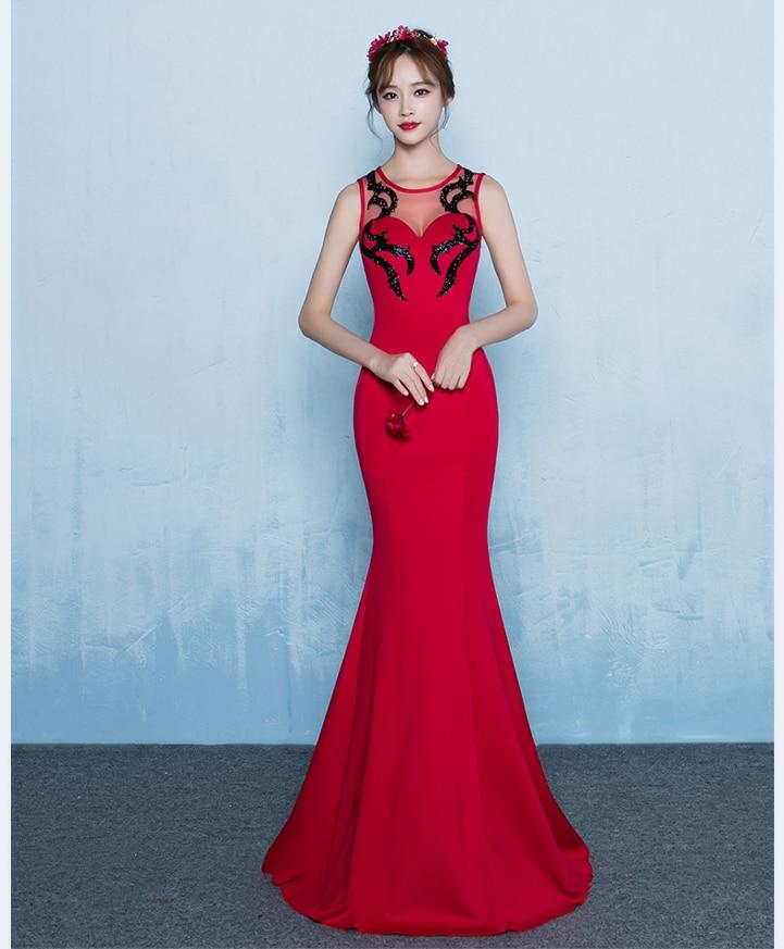 red Robes M Net Black white De Soirée Élégant Femmes 2019 Hôte Manches Trompette Creux Robe xl Sirène Banquet Out Moulante blue Tunique RfAqdxxwZ