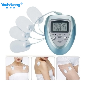 Youhekang Multi-Functional Physiotherapy Electric Massagers for Body Pulse Neck Massager for Massage Slimming Muscle Relax hot 16 mode mini tens electric full body massager pulse slimming muscle relax massage electric slim low frequency massager