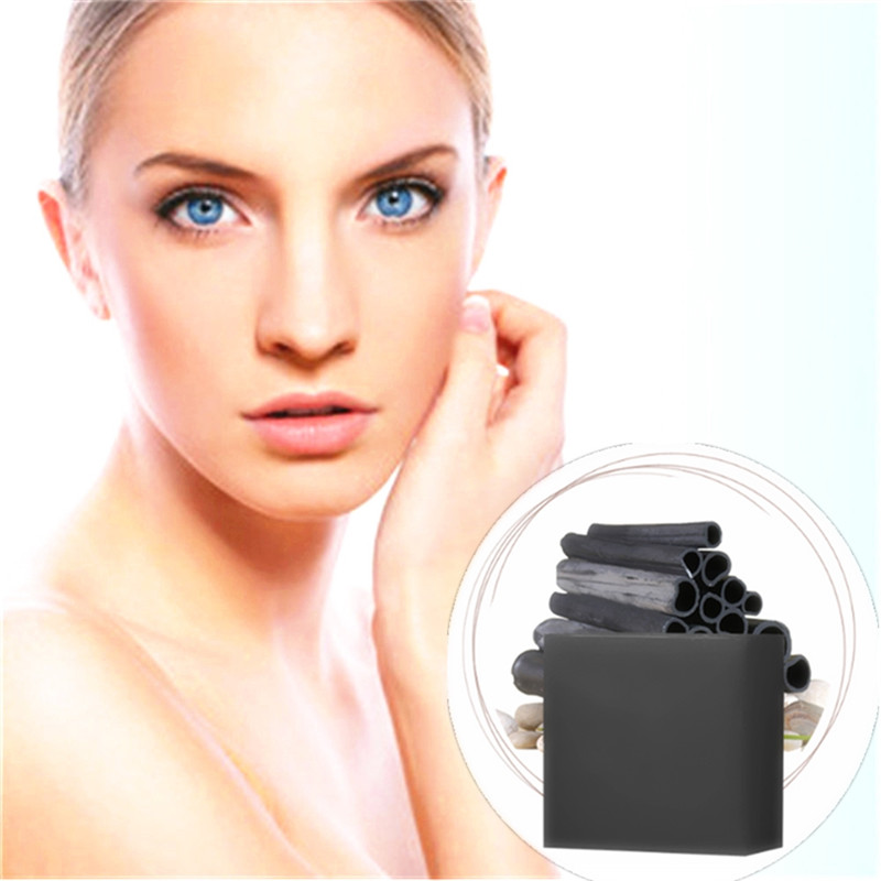 Blackhead Grease Dirt Cleaning Handmade Soap Black Head Anti-scar Treatment Chinese Herbal Medicine Freckles Acne Pimples Remove
