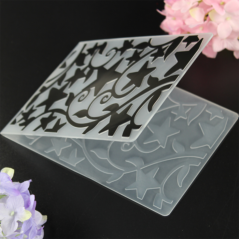 DIY Scrapbooking Branches Vine Embossing File Templates Photo Card - Arts, Crafts and Sewing - Photo 2