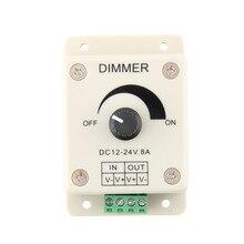 Дате quanlity яркости pir диммер полосы контроллер датчик высокая света светодиодные