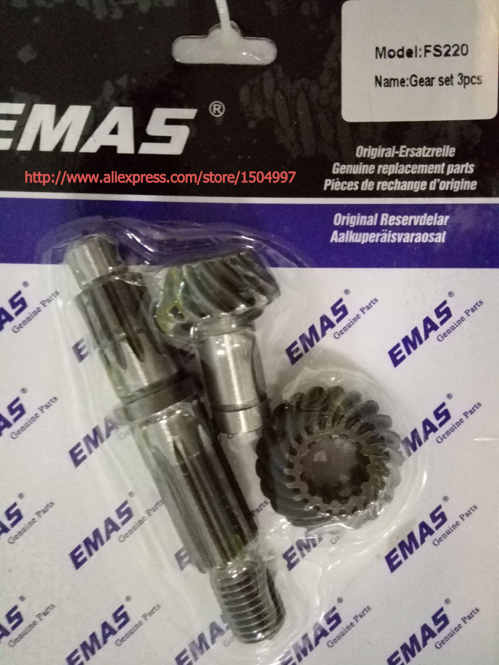 TRIMMER GEAR Set Fit For FS160 FS180 FS220 FS280 FS290 FS300 FS310 FS350 FS450