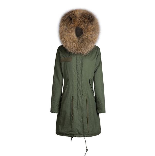 Europe fashion Faux fur jackets mens jackets, Winter long style padded jackets