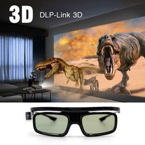 Image 2 - نظارة تفاعلية  موديل  GL1800 ثلاثية الأبعاد لموديلات البروجيكتور BYINTEK UFO R15, R9, R7