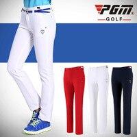 High Quality Soft Slim Trousers S XL Sportswear Women Spring Autumn Golf Tennis Pants Lady Elastic
