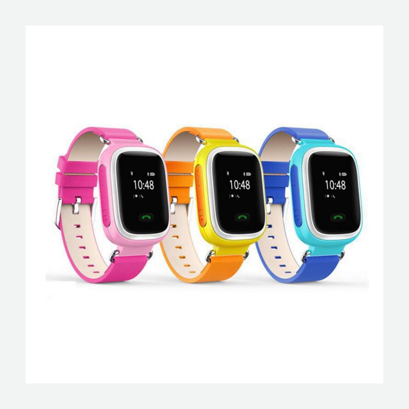 Q60 Wristwatch Kid Safe GPS Locating Anti Lost Reminder SOS Finder Device Tracker Monitor Children Android