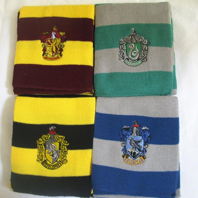 cosplay Movie hero College glove scarf Gryffindor Glove Winter Warm Gloves Cartoon Halloween Gift Magic Toys For Kids