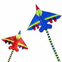 Livraison gratuite enfant avion cerf-volant nylon ripstop jouets de plein air volant oiseau cerf-volant plage fun arc-en-ciel cerf-volant ligne enrouleur weifang vente cerfs-volants