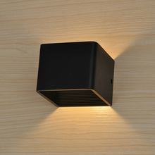 Modern Bedside Accent Wall Lighting