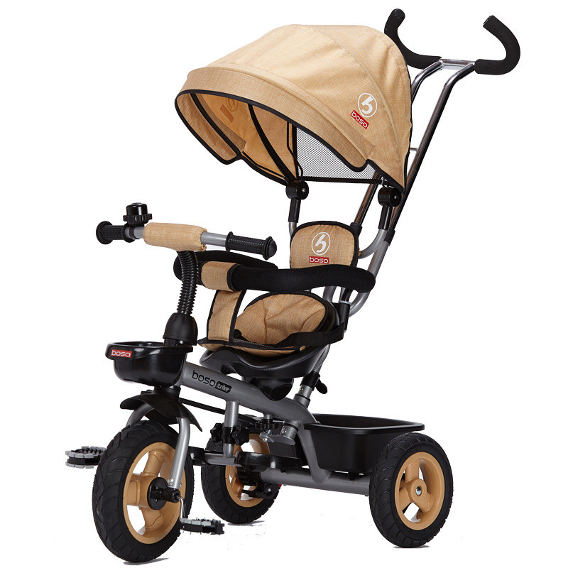 Hot Sell Seat 360 Degrees Rotated Baby Push Baby Stroller Multicolor Child Bike Commutatable Handle Kids Tricycle Free Drop Ship15