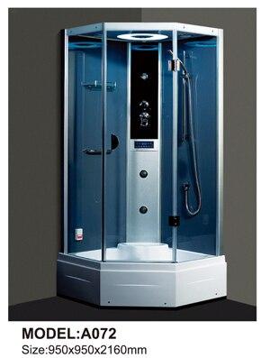 Home Bad Tragbare Duschwanne Kabine Dusche Dusche 0262-01 GläNzende OberfläChe