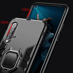 Image 5 - Funda a prueba de golpes para Huawei Honor 20, funda trasera de silicona, honor 20